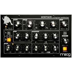 Moog Minitaur Analogue Bass Synthesizer Module