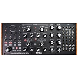 Moog Subharmonicon Semi-Modular Polyrhythmic Analogue Synthesiser