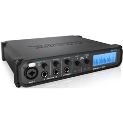 MOTU UltraLite AVB 18x18 USB / AVB Audio Interface w/ DSP, Wi-Fi & Networking