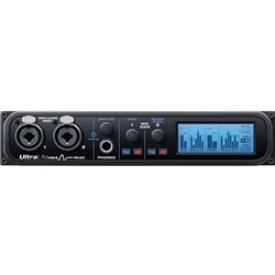 MOTU UltraLite mk4 18x22 USB Audio Interface w/ DSP, Mixing & FX