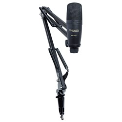 Marantz Professional Pod Pack 1 USB Microphone w/ Broadcast Stand & Cable