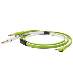 "Oyaide Neo D+ Dual TS to 3.5mm ""Mini Jack"" Class-B Cable (1.5m)"