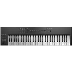 Native Instruments Komplete Kontrol A61 61-Key Smart Keyboard Controller