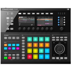 OPEN BOX Native Instruments Maschine Studio (Black)