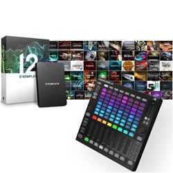 Native Instruments Maschine Jam w/ Komplete 11 Upgrade (Black)