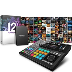 Native Instruments Maschine Studio w/ Komplete 11 Ultimate Upgrade (Black)