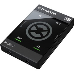 Native Instruments Traktor Audio 2 Mk2 w/ Traktor LE
