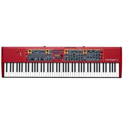 Nord Stage 2 EX 88 Fully Weighted Hammer Action