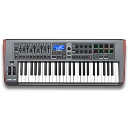 Novation Impulse 49 MIDI Controller with Automap
