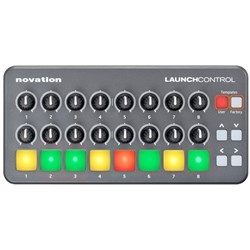 Novation Launch Control MIDI Controller w/ Pads & Pots