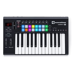 Novation Launchkey 25 mk2 Key Performance & iOS Controller