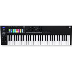 Novation Launchkey 61 MK3 MIDI Keyboard Controller w/ Full Ableton Live Integration