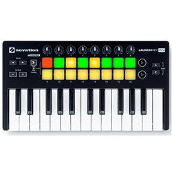 Novation Launchkey Mini Mk2 USB & iOS Controller