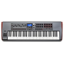 OPEN BOX Novation Impulse 61 MIDI Controller with Automap