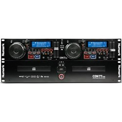 Numark CDN77USB Dual CD player w/ USB