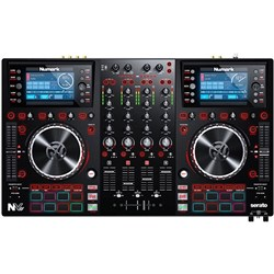 Numark NV II Intelligent Dual Display Controller w/ Serato