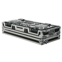 "Odyssey Flight Zone Coffin for Large CDJ Players & 12"" Mixer (FZ12CDJW)"
