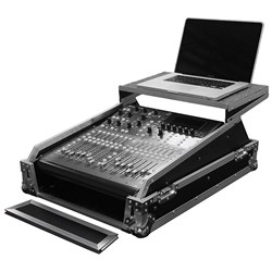 Odyssey Glider Rack Case for Stage Mixers: X32 Producer etc (FZGSMX1913)