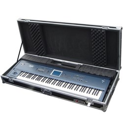 Odyssey FZKB88W 88-Note Wheeled Keyboard Case (for FP30, Nord 88-key models etc)