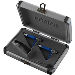 Ortofon Concorde DJ S Blue Cartridges (Twin Set)