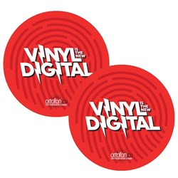 Ortofon Digital Slipmats (Pair)