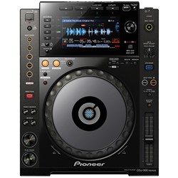 Pioneer CDJ900NXS NEXUS Digital Media Player (Black)