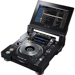 Pioneer CDJTOUR1 Tour System Multi-Player with Fold-Out Touch Screen