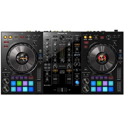 Pioneer DDJ800 2-Channel Portable DJ Controller for Rekordbox DJ