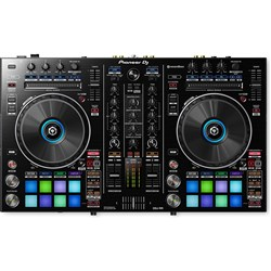 Pioneer DDJRR Portable 2-Channel DJ Controller (Extra $100 Cashback Offer)