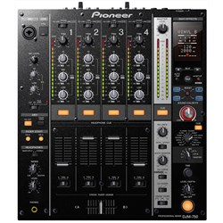 Pioneer DJM750 4 Channel DJ Mixer (Black)