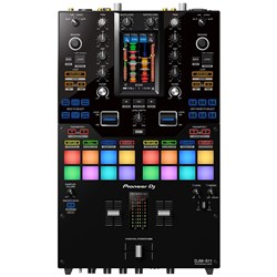 Pioneer DJMS11 Professional 2-Channel Battle Mixer for Serato DJ (Black)