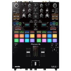 Pioneer DJMS7 Scratch-Style 2-Channel Performance DJ Mixer for Serato DJ Pro