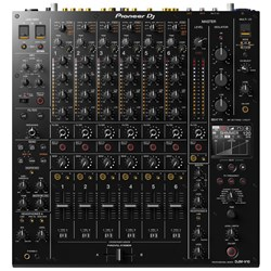 Pioneer DJMV10 6-Channel Professional DJ Mixer