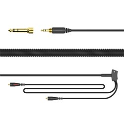 Pioneer HCCA0201 Coiled Cable for HDJC70 Headphones