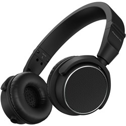 Pioneer HDJS7K Professional On-Ear DJ Headphones (Black)
