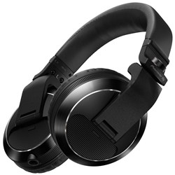 Pioneer HDJX7 Professional Over-Ear DJ Headphones (Black)