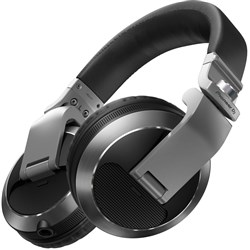 Pioneer HDJX7 Professional Over-Ear DJ Headphones (Silver)