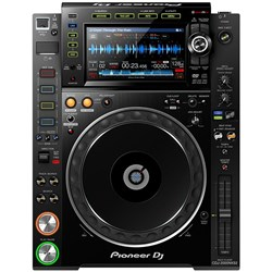 OPEN BOX Pioneer CDJ2000NXS2 NEXUS 2 CD/Media Player/Controller