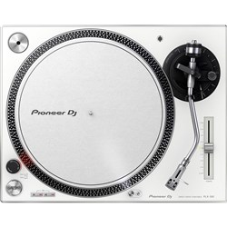 OPEN BOX Pioneer PLX500 Turntable (White)