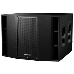 "OPEN BOX Pioneer XPRS215S Dual 15"" Subwoofer"