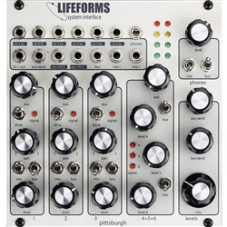 Pittsburgh Modular Lifeforms System Interface Flexible Six Channel Audio Hub
