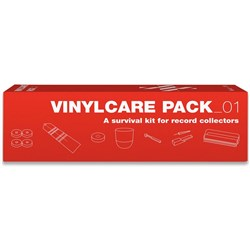 Pro-Ject Audio & Ortofon Vinyl Care Pack 01 Survival Kit for Record Collectors