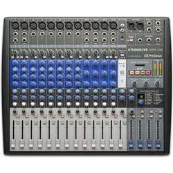 Presonus StudioLive AR16 USB 16-channel Hybrid Performance & Recording Mixer