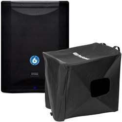 "PreSonus AIR18s 18"" 1200W Powered PA Subwoofer w/ Free Cover"