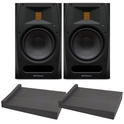 "Presonus R65 6.5"" AMT Studio Monitor (Pair) w/ ISPD-4 Isolation Pads"