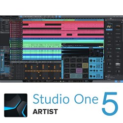 PreSonus Studio One 5 Artist Digital Download (eLicence Only)