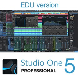 PreSonus Studio One 5 Professional Education Edition (eLicence Only)