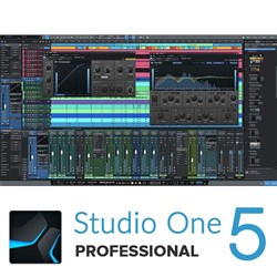 PreSonus Studio One 5 Professional Digital Download (eLicence Only)