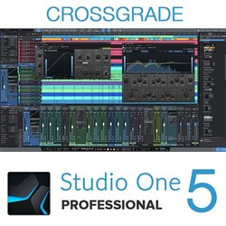 PreSonus Studio One 5 Pro Crossgrade from any DAW (eLicence Only)
