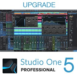 PreSonus Studio One Artist 1-4 to Pro 5 Upgrade (eLicence Only)